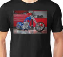 George's Custom Chopper 'Pitbull' Unisex T-Shirt
