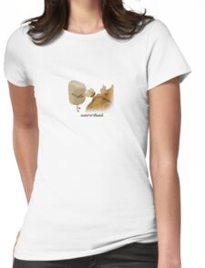 Cannibalism is Sweet Womens Fitted T-Shirt