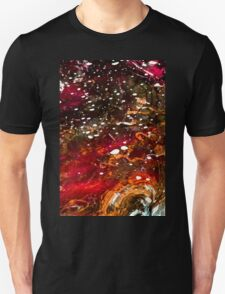 Liquid Stained Glass Unisex T-Shirt