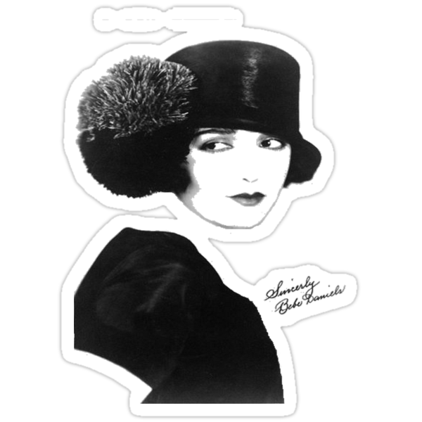 Sincerely Bebe Daniels by taiche