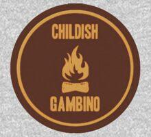 childish gambino - logo Kids Clothes