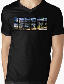 Crane Style Mens V-Neck T-Shirt