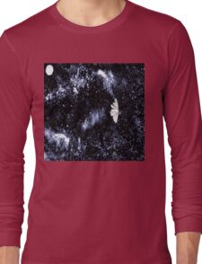 Lunar Moth Long Sleeve T-Shirt