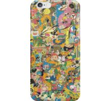 Cartoon Network Collage iPhone Case/Skin