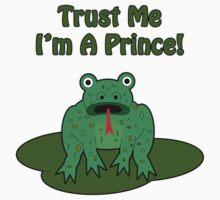 Trust Me, I'm A Prince! Kids Clothes