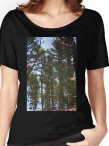 Woods In The Water Women's Relaxed Fit T-Shirt