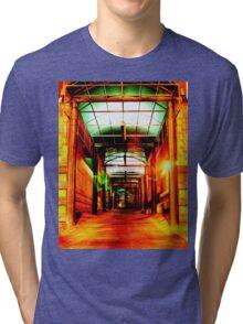Sneakin' Sally Through The Alley  Tri-blend T-Shirt