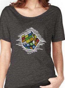 Geek Cube Women's Relaxed Fit T-Shirt