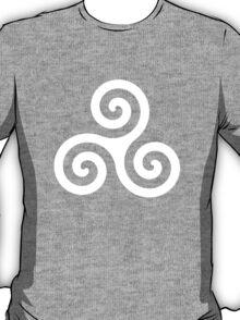 Teen Wolf - Triskele Shirt (White) T-Shirt