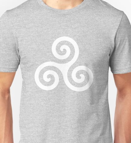 Teen Wolf - Triskele Shirt (White) Unisex T-Shirt