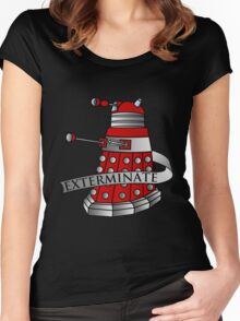 Extermination Women's Fitted Scoop T-Shirt