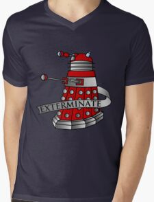 Extermination Mens V-Neck T-Shirt