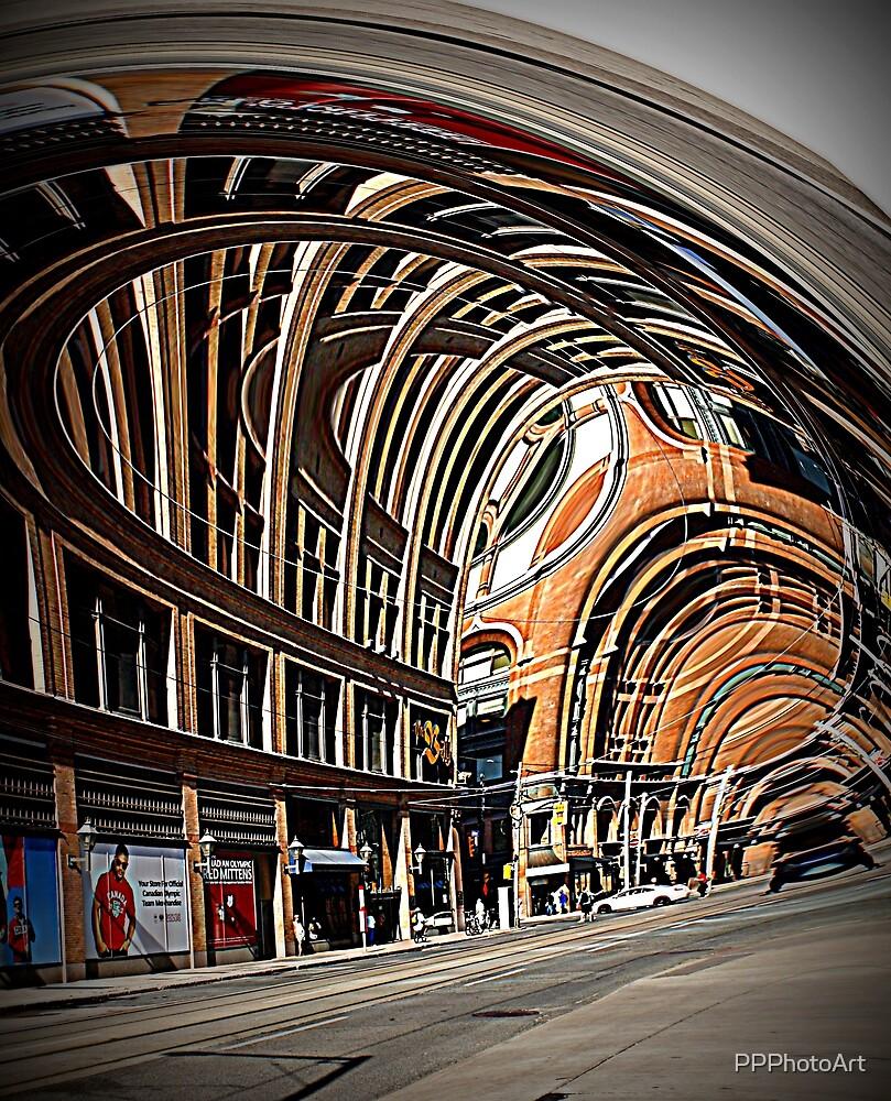 Urban Distortion by PPPhotoArt