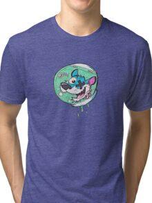 toxic tigerhead  Tri-blend T-Shirt