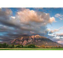 Mount Si Photographic Print