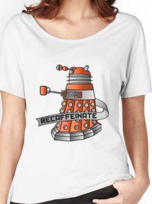 Recaffeinate Women's Relaxed Fit T-Shirt