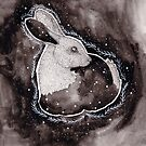 Festive Rabbit by samclaire