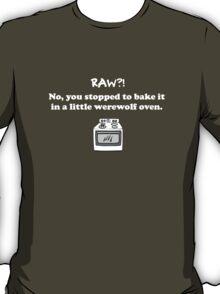 Teen Wolf - Werewolf Oven T-Shirt