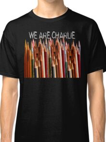 WE ARE CHARLIE Classic T-Shirt