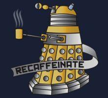 Recaffeinate Kids Tee