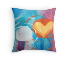 Colourful Notebook Throw Pillow