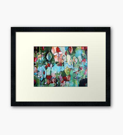 """After the Rain"" Framed Print"