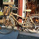 Vintage bike by bubblehex08