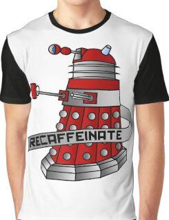 Recaffeinate Graphic T-Shirt