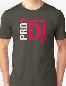 Pioneer Pro Dj Logo T-Shirt