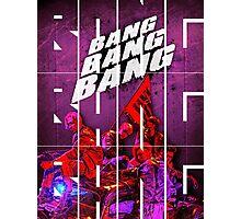 BIGBANG 'BANG BANG BANG' Typography Photographic Print