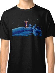 Guybrush went bone hunting! Classic T-Shirt