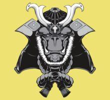 Gorilla Samurai One Piece - Short Sleeve