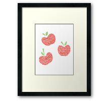 AppleJack  Framed Print