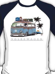 Bay sittin' at the Beach T-Shirt