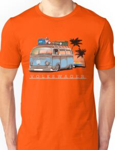 Bay sittin' at the Beach Unisex T-Shirt
