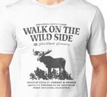 Swedish moose - Walk on the wild side Unisex T-Shirt