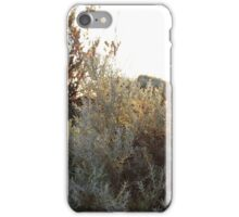 shingle, sand and mud are sorted by the sea and built into dune capped embankments iPhone Case/Skin