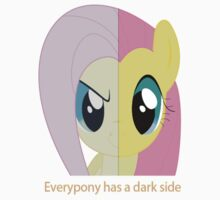 my little pony friendship is magic everypony has a dark side by fluttertree