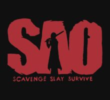 Sword ar - SAO Scavage Slay Survive by aniplexx