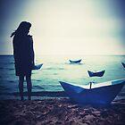 Paper dreams by LaraZ