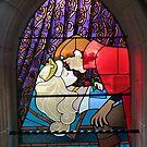 Sleeping Beauty Castle - Disneyland by MargaHG