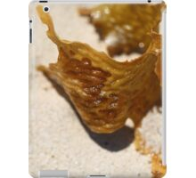in order to build, waves must be supplied with materials iPad Case/Skin