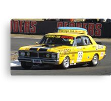 Touring car masters Canvas Print