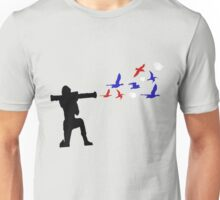 Birzooka patriot Unisex T-Shirt