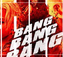BIGBANG 'BANG BANG BANG' Typography 2 Sticker