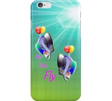 We Can Fly iPhone case design iPhone Case/Skin