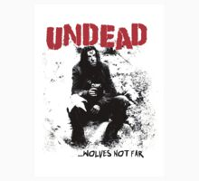 Punks Not Undead by losthero