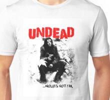 Punks Not Undead Unisex T-Shirt