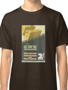 Collected, Conveyed and Delivered Classic T-Shirt