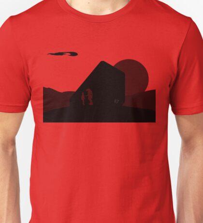 Halo - The Agreement Unisex T-Shirt